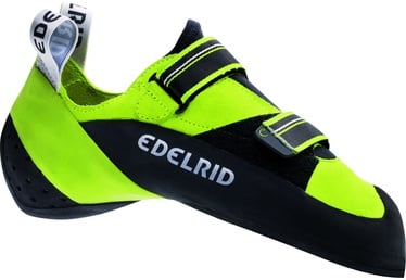 Edelrid Typhoon Climbing Shoes Black / Green 44