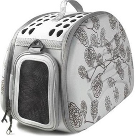 Record Deluxe Dog Bag