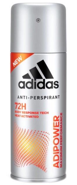 Adidas Adipower Package Deodorant Spray 150ml + 250ml Shower
