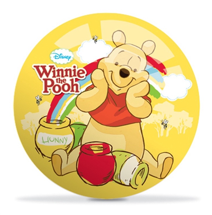 Pall Winnie the Pooh 05475, 14 cm