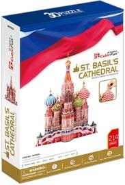 3D mīkla Cubicfun Saint Basils Cathedral, 214 gab.
