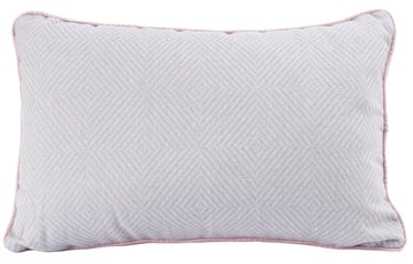 Home4you Linda Pillow 60x40cm Gray