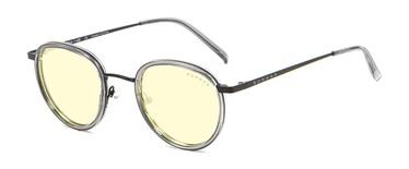 Gunnar Atherton Computer Glasses Amber Onyx
