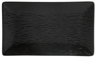 Viejo Valle Ming II Plate 25 x 15cm Black
