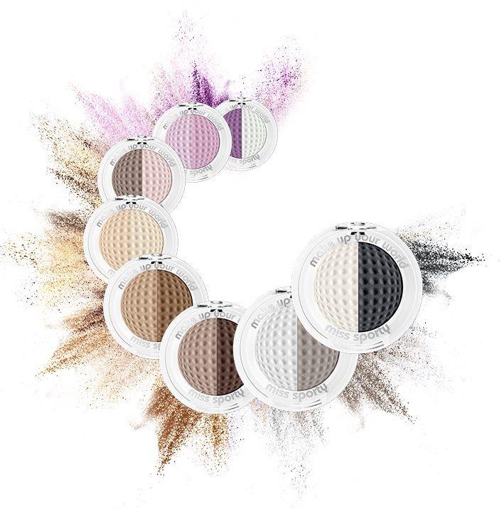Miss Sporty Studio Color Duo Eyeshadow 2.5g 204