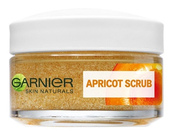 Sejas skrubis Garnier Skin Naturals Apricot Scrub, 50 ml
