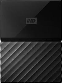 Western Digital My Passport Game Storage for Playstation 4 4TB USB 3.0 Black