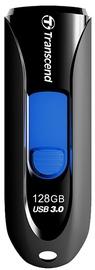 USB atmintinė Transcend JetFlash 790 Black, USB 3.0, 128 GB