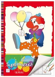 Herlitz Colouring Book 128p