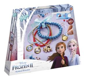 Apyrankių gaminimo rinkinys Totum Disney Frozen II Mythical Bracelets 680746