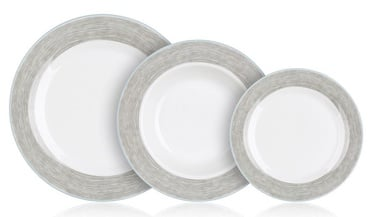 Banquet Plate Set 18pcs