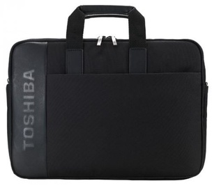 Toshiba Notebook Bag Black 14""