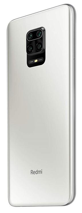 Išmanus telefonas Redmi Note 9 pro 64GB balta