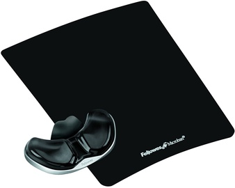 Fellowes Crystal Gliding Palm Support