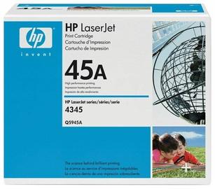 HP LaserJet 45A BLACK