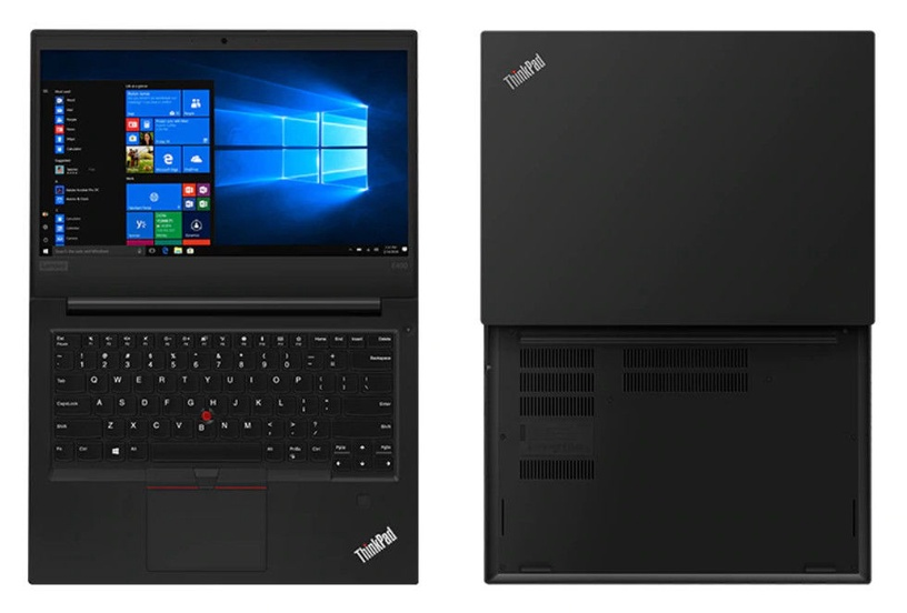 Lenovo ThinkPad E490 Black 20N80019PB