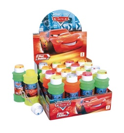 Muilo burbulai Cars, 175 ml