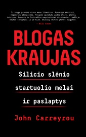 Knyga Blogas kraujas
