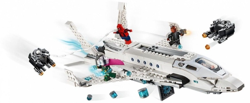 Konstruktor LEGO®Super Heroes 76130 Starki reaktiivlennuk ja droonide rünnak