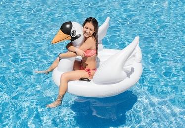 Pripučiamas plaustas Intex Swan, 130 x 102 cm