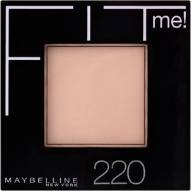 Maybelline Fit Me Pressed Powder 9g 220 Natural Beige