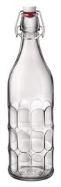 Butelis su kamščiu Bormioli Moresca, 1 l