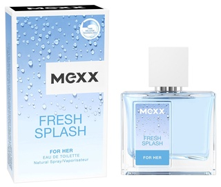 Туалетная вода Mexx Fresh Splash For Her 50ml EDT