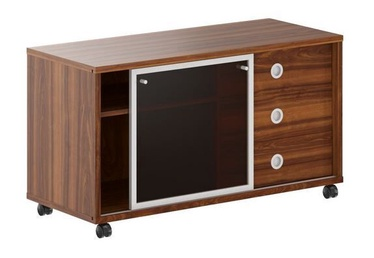 Skyland Born B 202.2 Chest Of Drawers Walnut Dallas