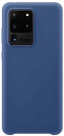 Hurtel Soft Flexible Rubber Back Case For Samsung Galaxy S20 Ultra Blue