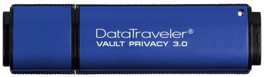 USB atmintinė Kingston DataTraveler Vault Privacy, USB 3.0, 8 GB