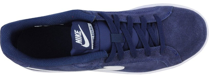 Nike Court Royale Suede 819802 410 Blue 41