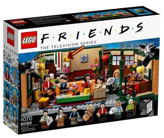 Konstruktors Lego Ideas Central Perk 21319