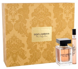 Rinkinys moterims Dolce & Gabbana The Only One 50 ml EDP + 10 ml EDP