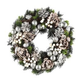 Ziemassvētku vainags Winteria, 320 mm