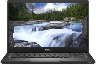 Nešiojamas kompiuteris DELL Latitude 7390 Black N015L739013EMEA_UBU