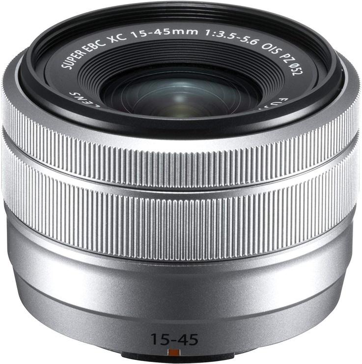 Fujifilm Fujinon XC 15-45mm F3.5-5.6 OIS PZ Silver