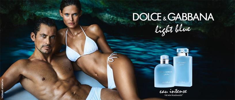 Kvepalai Dolce & Gabbana Light Blue Eau Intense Pour Homme 100ml EDP