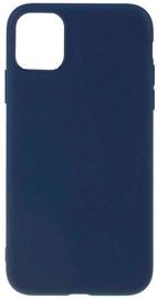 Evelatus Soft Touch Back Case For Apple iPhone 12 Mini Dark Blue