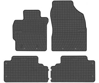 Резиновый автомобильный коврик Frogum Toyota Auris I / Corolla X E14/15, 4 шт.