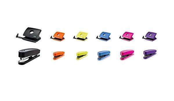 Novus B2 Desktop Stapler Color ID Orange