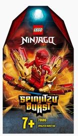 Конструктор LEGO® Ninjago Шквал Кружитцу — Кай 70686