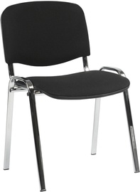 Home4you Office Chair Iso Black/Chrome 633057