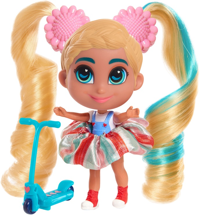 Фигурка-игрушка Hairdorables Shortcuts Surprise Doll With Accessories Series 1 23660