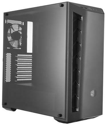 CoolerMaster MasterBox MB510L Black