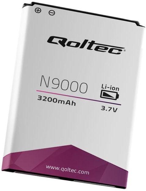 Qolitec Battery For Samsung Galaxy Note 3 N9000 3200mAh