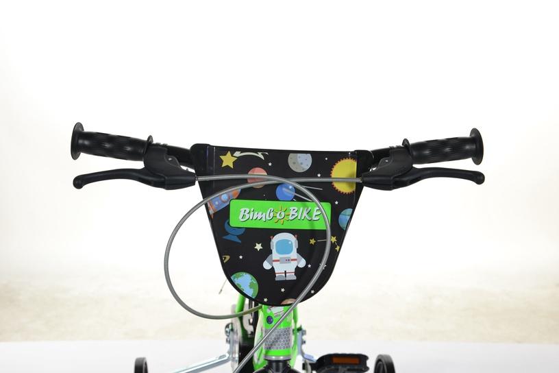 """Vaikiškas dviratis Bimbo Bike Cosmos 16"""" Green"""