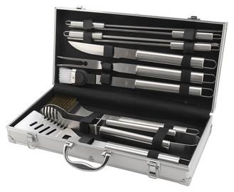Grila instruments Cattara Silver, 460 mm x 85 mm x 230 mm