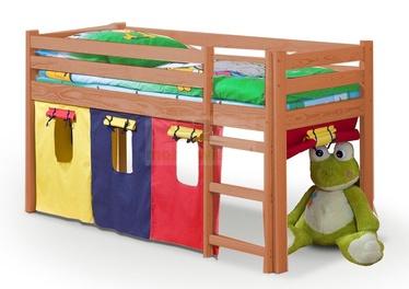 Vaikiška lova Neo alksnio spalvos, 80 x 190 cm