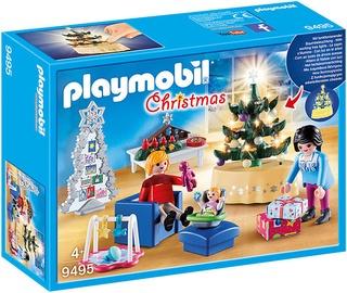 Playmobil Christmas Living Room 9495
