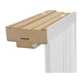Durų stakta Classen, balta, 2150 x 100 x 90 mm